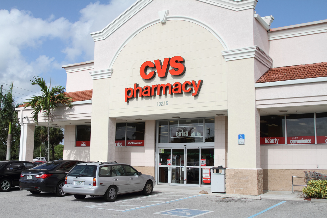 CVS and HealthHubs