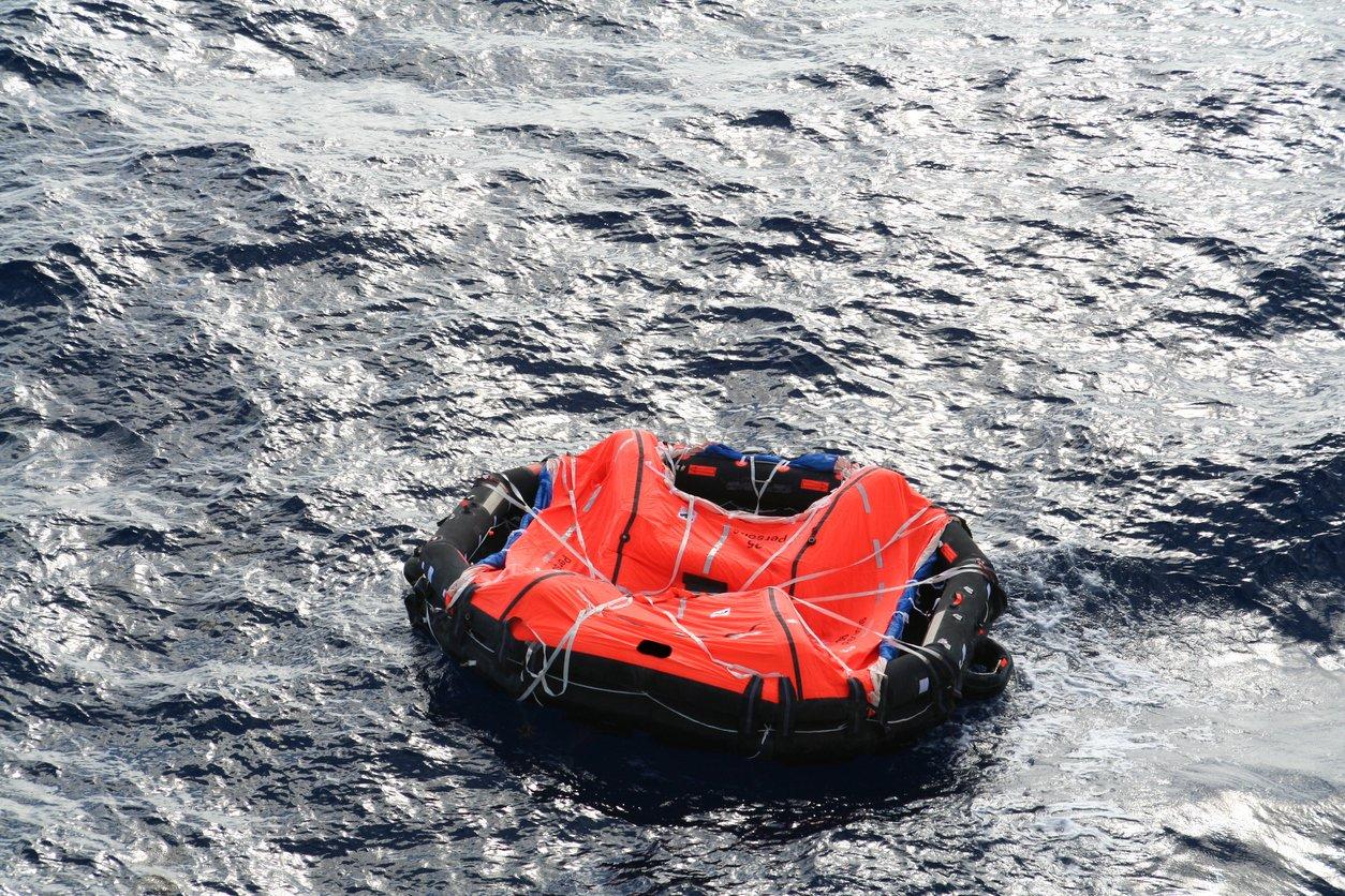 PPC life boat