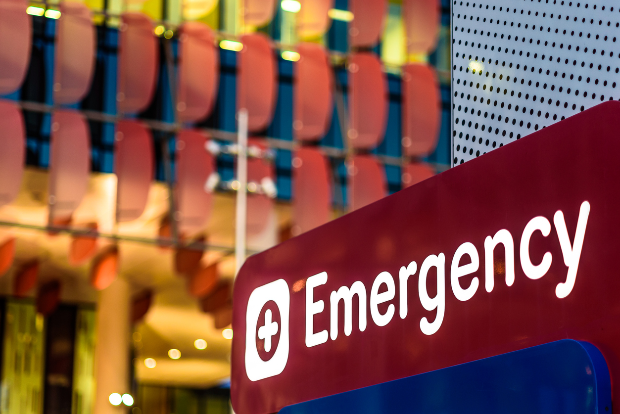 searches before emergency room